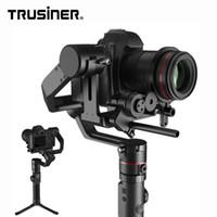 achsenkardan dslr großhandel-FeiyuTech AK4000 3-Achsen-Kamera-Stabilisator Handhel Gimbal für Sony Canon 5D Panasonic 2,8 kg 4 kg GH5 Nikon D7000 D5300 DSLR-Kamera