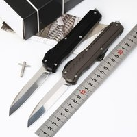 Wholesale model 59 for sale - MTautoTF Custom Munroe MK7 MODELS D2 blade double action Hunting Pocket automatic collection knives Xmas gift for men
