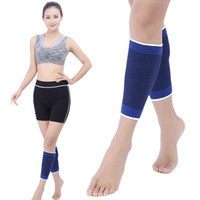 Wholesale air legs - Calf Sleeves Leg Compression Calf Sleeve for Running Cycling Air Travel Support Circulation & Recovery Unisex Support FBA Dropshipping G893Q