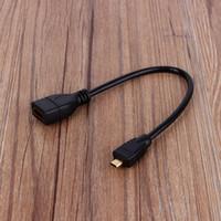 hdmi schnüre männlich weiblich großhandel-VBESTLIFE HDMI Kabel HD 1080P Stecker auf Buchse Micro HDMI auf HDMI Hochgeschwindigkeits-Adapterkabel Verlängerungskabel Ca. 15 cm Für HDTV