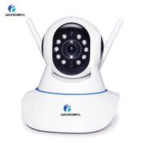 Wholesale mini video camera wireless monitor for sale - Group buy Graneywell Wireless IP Camera P MP Mini Camera Wifi Home Security IP Indoor Baby Monitor Video Kamera Smart P2P