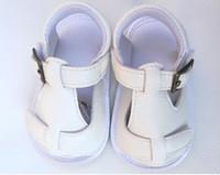 sandálias de sapatos de borracha venda por atacado-2018 boutique de verão leve e confortável sandálias das crianças de borracha especial anti-skid sapatos da criança sapatos de bebê respirável H025