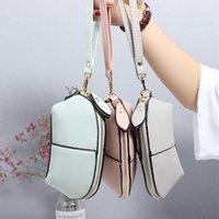neue version mobile großhandel-2018 koreanische Version der neuen Mini-Kosmetiktasche einfache Schale Null Brieftasche mit Handy-Tasche