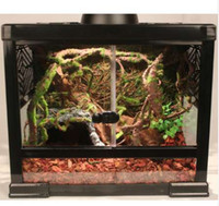 MagiDeal Reptiles Tank Vine Climber Jungle Forest Bend Artificial Branch