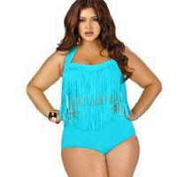 Wholesale plus size women wearing bikinis online – New Summer Swimwear Plus Size Women S Swimwear Suits Large Size Swim Wear Maternity Swimsuits Pregnagnt Swimming Dress