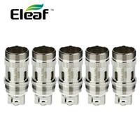 Wholesale Spare Heads - 5pcs Eleaf ECML Atomizer Head for Melo iJust Lemo Series High Quality E-cig Coils spare parts