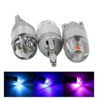 führte motorrad glühbirnen großhandel-YSY 30pcs T10 LED Birnen Weiß 168 501 W5W LED Lampen T10 Wedge beleuchtet 3030 2SMD Innenbirne 12V 6500K für Selbstauto Motorrad