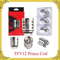 Wholesale TFV12 Prince Cloud Beast Coil V12 Q4 M4 X6 T10 Mesh Strip Replacement Coils Head For Cloud Beast Tank
