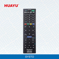 Wholesale Dvds For Sale - Wholesale HUAYU Brand Hot Sale tv remote control RM-L1185 suitable universal use for all SONY LCD LED HD tv