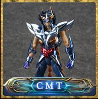 Wholesale myth ex - Aurora Model Cs Model Metal Armor Saint Seiya Cloth Myth EX Ikki Phoenix Final V3 Action Figure
