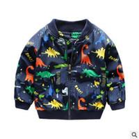 ingrosso cappotti invernali spiderman-Abbigliamento per bambini di marca Giacche per bimbi Cappotti Camo stampato Cappotto per bambini Cappotto parapioggia Giacca parapioggia in vendita