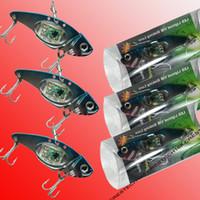 Wholesale LED fishing lures Leezo Stylish Fish Attractors New Shape Underwater Deep Drop Fishing Fish Lure Light LED Flashing Lamp