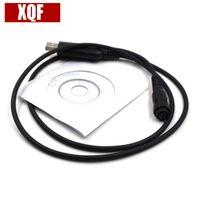 ingrosso yaesu vx-XQF Nuovo cavo di programmazione USB per Yaesu VX-8DR VX-8R VX-8 VX-8E VX-8U Radio