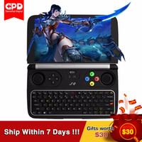 Wholesale Windows Pc Laptop - GPD WIN 2 Intel Core m3-7Y30 Quad core 6 Inch GamePad Tablet Windows 10 8GB RAM 128GB ROM Pocket Mini PC Laptop Game Player WIN2