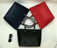 Wholesale navy totes - brand designer totes handbags for women big large handbag shoulder bags design high quality 3 colors