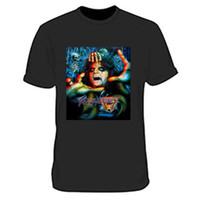 Wholesale alice clothing online - Alice Cooper Band Tee Clothing Apparel Tshirt Black Men S T Shirt Fashion