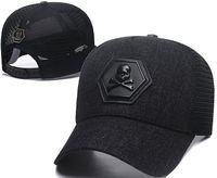 Wholesale designer hats for sale - Newest Designer PP Skull Caps Casquettes  De Baseball Cap Gorras 7eeff415ef9