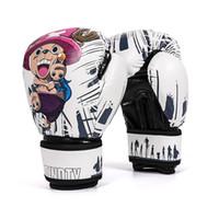 Wholesale kids mma gear resale online - muay thai punchbag grappling gloves kicking kids boxing glove boxing gear high quality mma glove