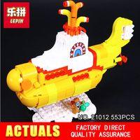 Wholesale model toys for boys - 2017 Lepin 21012 New 553Pcs The model Building kits Blcoks Bricks Toys for boys toys for children DIY Educational gift 21306