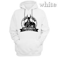 ingrosso abbigliamento scuro-Dark Souls Anor Londo University Logo Uomo Felpe Felpe Gioco Videogioco Tuta sportiva Cappuccio Abbigliamento casual Abbigliamento completo