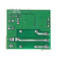 interruptor de control remoto 315 mhz al por mayor-DC12V 10A 315MHz Transmisor de interruptor de control remoto inalámbrico con receptor de control remoto