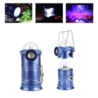 Wholesale rechargeable portable speaker for sale - Group buy Multifunction LED Flashlight Bluetooth Speaker Rotating Stage Lights Rechargeable Camping Lanterns LED Portable Lanterns For Camping Hiking