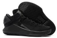 sapatas do disconto das sapatilhas do basquetebol dos homens venda por atacado-Air XXXII baixo sapato de basquete dos homens, 32 novos tênis de basquete, desconto Ginásio Jogging Chuteiras, mens tênis de treinamento, mens Running Sport Boots