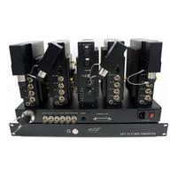 émetteur de caméra à distance achat en gros de-Intercom vidéo HD-SDI bidirectionnel PGM Remote Genlock / Timecode sur fibre monomode