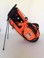 Wholesale carry golf bags - Limited Edition golf stand bag carry bag jackpot johnny golf bag for tour use only w matched headcover combo set