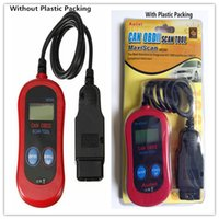Wholesale obd ii scan tool vw resale online - MS300 Code Reader Autel MaxiScan MS Can OBD2 Scan Tool OBD2 Scanner OBD2 Diagnostic Supports All OBD II Protocols
