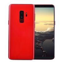 dual core smart phone 4g venda por atacado-4G LTE Goophone S9 + Mais V2 Clone Octa Núcleo 6.2 polegada de Tela Cheia ID Rosto Fingerprint Android 7.0 13MP Câmera Dual Nano Sim Card Telefone Inteligente