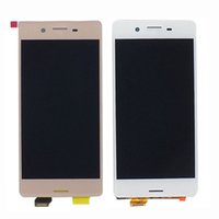 Wholesale Xperia Screen Replacement - For SONY Xperia X F5121 F5122 LCD Display Touch Screen Digitizer Assembly With Frame Pantalla Replacement For SONY Xperia X Screen