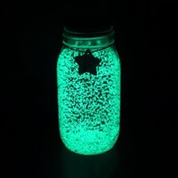 Wholesale wish paintings resale online - 10g Fantastic Star Wishing Bottle Fluorescent Particles Luminous Party Bright Paint Star Wishing Bottle DIY Starry Wish Bottles