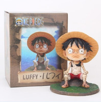 Wholesale bandage toys for sale - Group buy 12cm ONE PIECE Monkey D Luffy Bandage Ver Anime ACGN Straw Hat Pirates Captain PVC Action Figure Collectible Model Toy