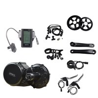 Wholesale Bicycle Motors - Bafang 8Fun BBS01B 36V 350W Mid Crank Motor bike accessory Electric Bicycle Kit motor Electric kit electric bike bike motor kit