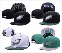Wholesale Swag Snapback Caps - 2018 Philadelphia Hat Snapback Caps Adjustable Baseball Cap Hip Hop Cap WUKE Snap back Carras Casquette Bone Swag