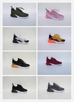 best sneakers 87be2 c40eb Infant 270 Enfants chaussures de course Noir Blanc Dusty Cactus 27c en  plein air enfant en bas âge athlétique garçon fille Enfants sneaker