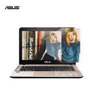 asus için ssd toptan satış-ASUS X441NC Dizüstü Bilgisayarlar 16: 9 1920x1080 Bluetooth Kamera dizüstü USB 3.0 Intel Dört Çekirdekli 4G RAM 256G SSD Windows 10 14 inç