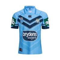 Wholesale national hot - Hot sales Welsh holden nswrl 2018 2019 NRL National Rugby League Nsw origins Rugby jersey newest NSWRL Holton Jerseys shirt Size S-3xL