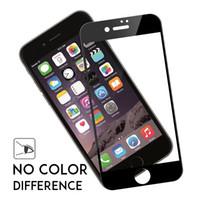 iphone coloré verres trempés achat en gros de-Pour iphone X 9H Coloré Couverture Complète Verres Trempés Pour iPhone X 5 SE 5C 5S 6 6S Plus 6 Plus 6 SPlus 7 8 Plus Protecteur D'écran DHL