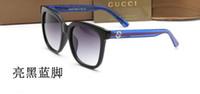 Wholesale trend sunglasses for women - Brand Fashion New Top Version Sunglasses For Women Big Frame UV400 Lens Sports Sun Glasses Trend Men Eyeglasses Eyewear Freeshiping