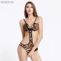 corsets léopard achat en gros de-Chemises de nuitBustiers Corset Sexy Corset et Bustier Ensemble Élasticité Lingerie Intimates Corset et Bustiers Tour de taille Shaper Modeling