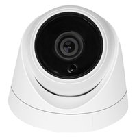 caméras grand angle achat en gros de-Objectif Grand Angle 2.8mm Audio Intégré Audio Caméra IP 1080P SONY IMX322 Caméra Vidéo Dôme IP 12V et 48V POE ONVIF