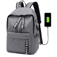 Wholesale laptop 15inch for sale - 20L USB Backpack inch Laptop Bag Waterproof Camping Multifunction Rucksack Men Women nti Theft USB Charging Backpack