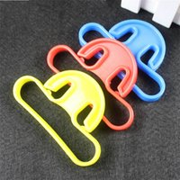 Wholesale clothes lift online - Handbag Hanger For Originality Life Convenient Multicolor Vegetable Lifting Device Plastic Environmental Bag Hook High Quality dz V