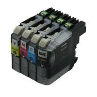 cartouches d'imprimantes brother achat en gros de-Remplacement des cartouches d'encre 4PK LC123 pour Brother MFC-J4410DW MFC-J4510DW MFC-J4710DW MFC-J470DW