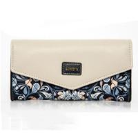 sticken sie den beutel großhandel-2018 mode Frauen Brieftasche Gestickte Blumen Frauen Geldbörse Handtasche Handy Brieftasche Weibliche Tasche Carteira Femme Pouch