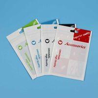 sac de téléphone cellulaire achat en gros de-Sacs en plastique d'emballage de vente au détail Sacs de trou de main paquet paquet fermeture à glissière Poly OPP PVC emballage boîtes 10.5 * 15 cm 8 * 14 cm pour téléphone portable