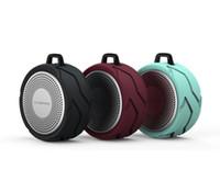 ipads achat en gros de-Haut-parleur Bluetooth 4W sans fil avec son clair et ultra portable pour une utilisation intérieure / extérieure en plein essor compatible avec les tablettes iPad iPhone MP3 MP4