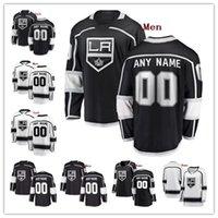 ingrosso jersey di kovalchuk-Personalizzato Los Angeles Kings Adrian Kempe Alec Martinez 17 Ilya Kovalchuk 8 Drew Doughty uomo donna gioventù hockey cucito Jersey